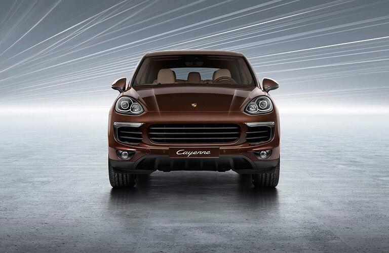 2016 Porsche Cayenne exterior profile