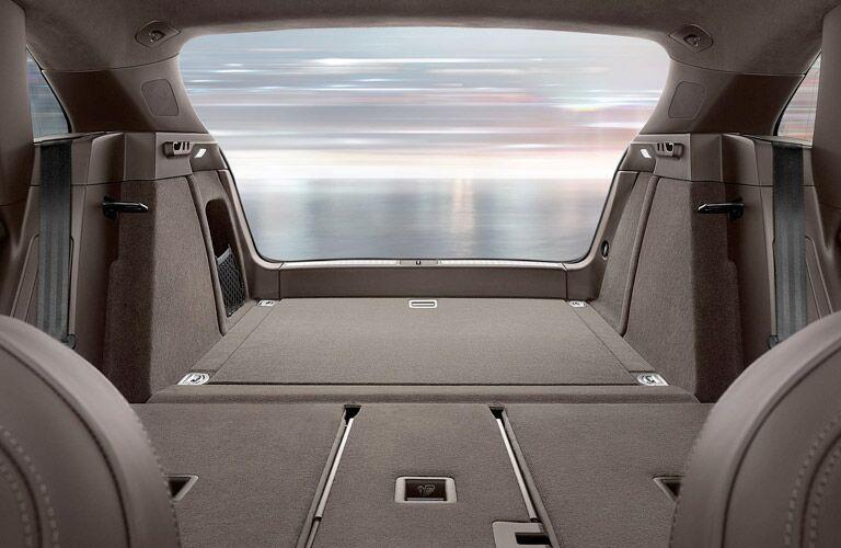 2018 Porsche Macan total cargo room