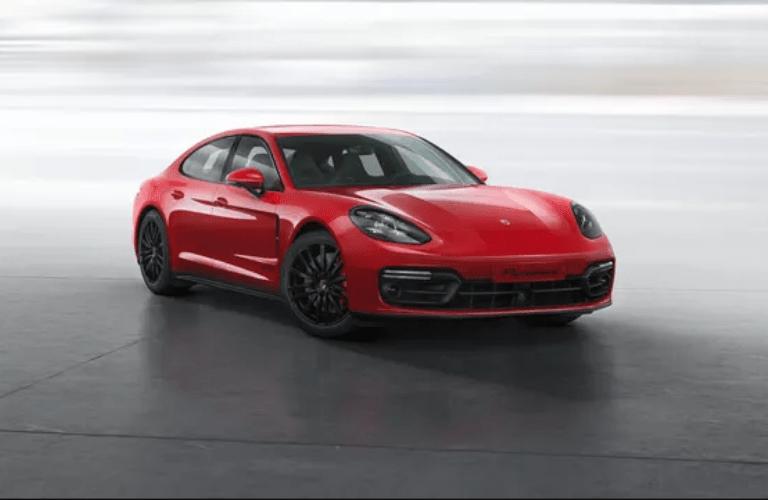 2019 Porsche Panamera GTS full view