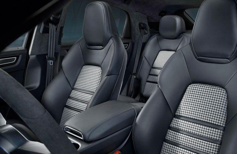 2020 Porsche Cayenne Coupe front interior