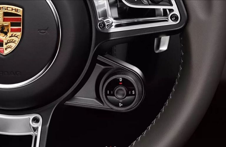 2020 Porsche Boxster wheel view