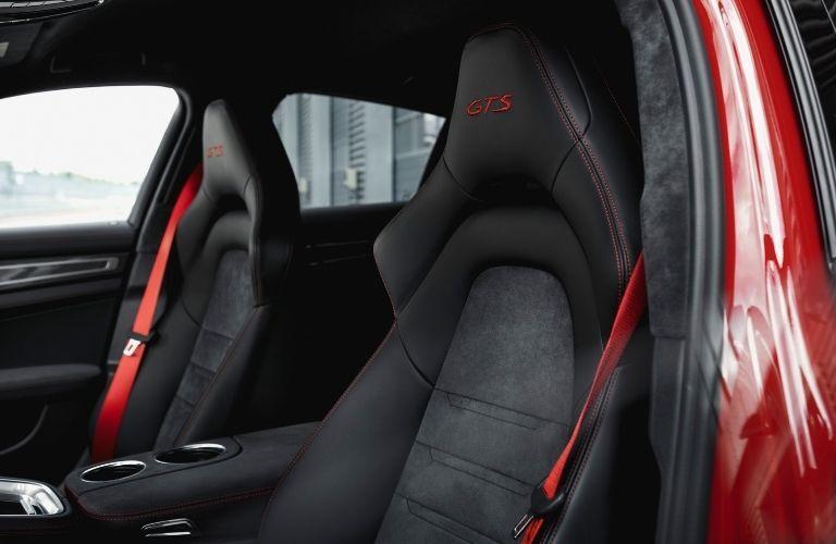 2021 Porsche Panamera GTS seats