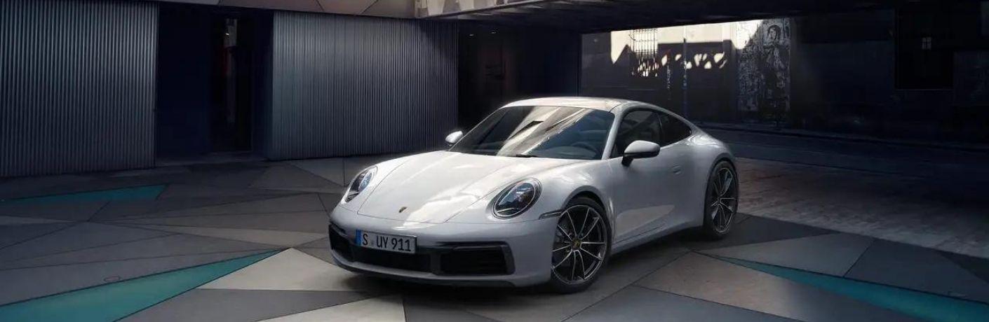 2022 Porsche 911 Carrera GTS exterior