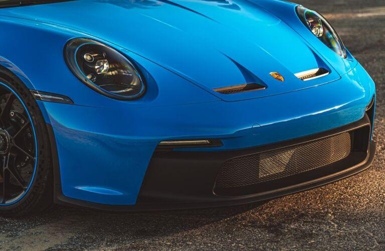 2022 Porsche 911 GT3 front end