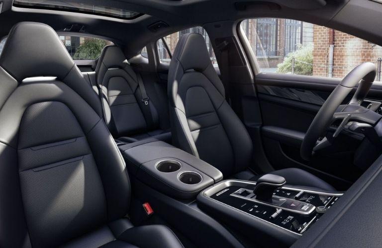 2022 Porsche Panamera cabin