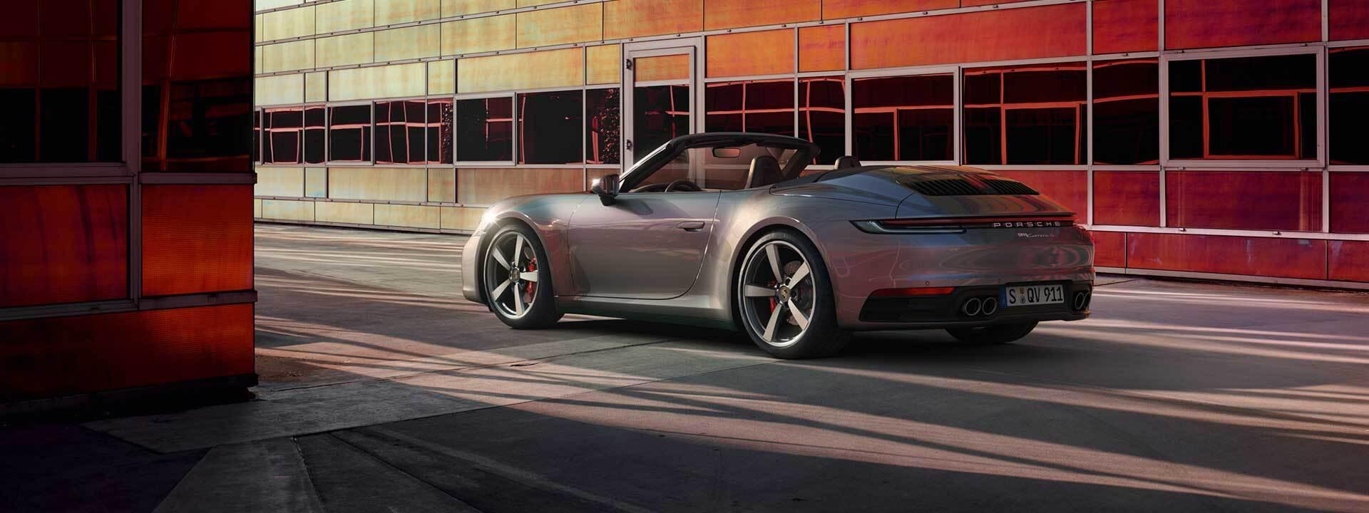 A Porsche in Newark, DE