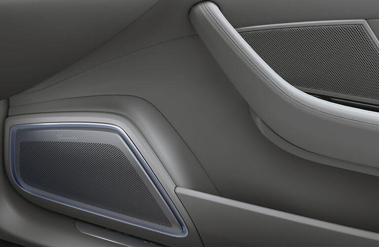 2019 Porsche Panamera GTS passenger side door