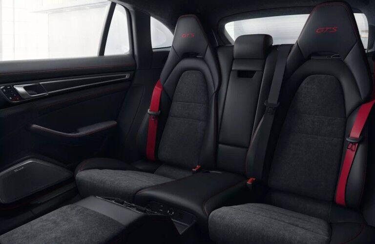 Seating in 2020 Porsche Panamera GTS