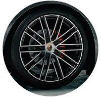 2021 Porsche 718 Wheel