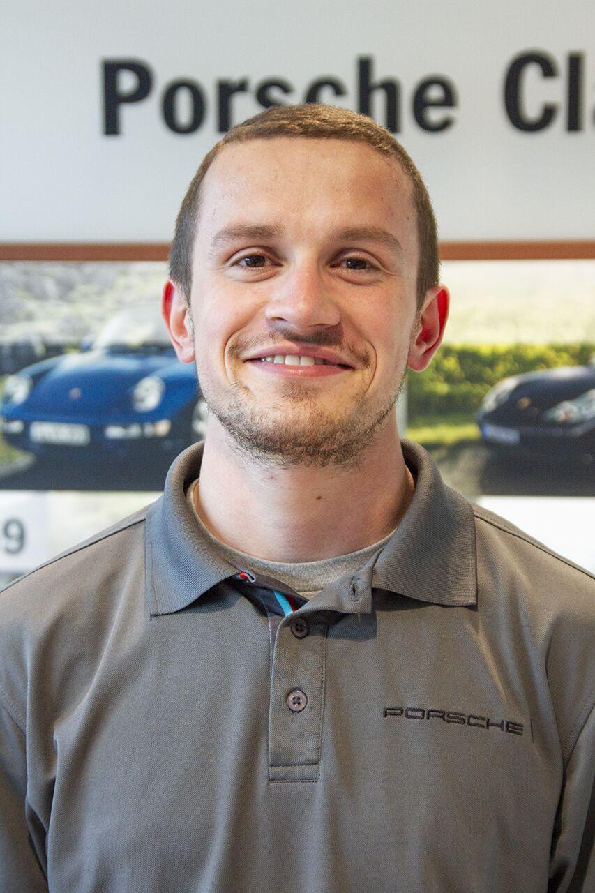 The Porsche Team