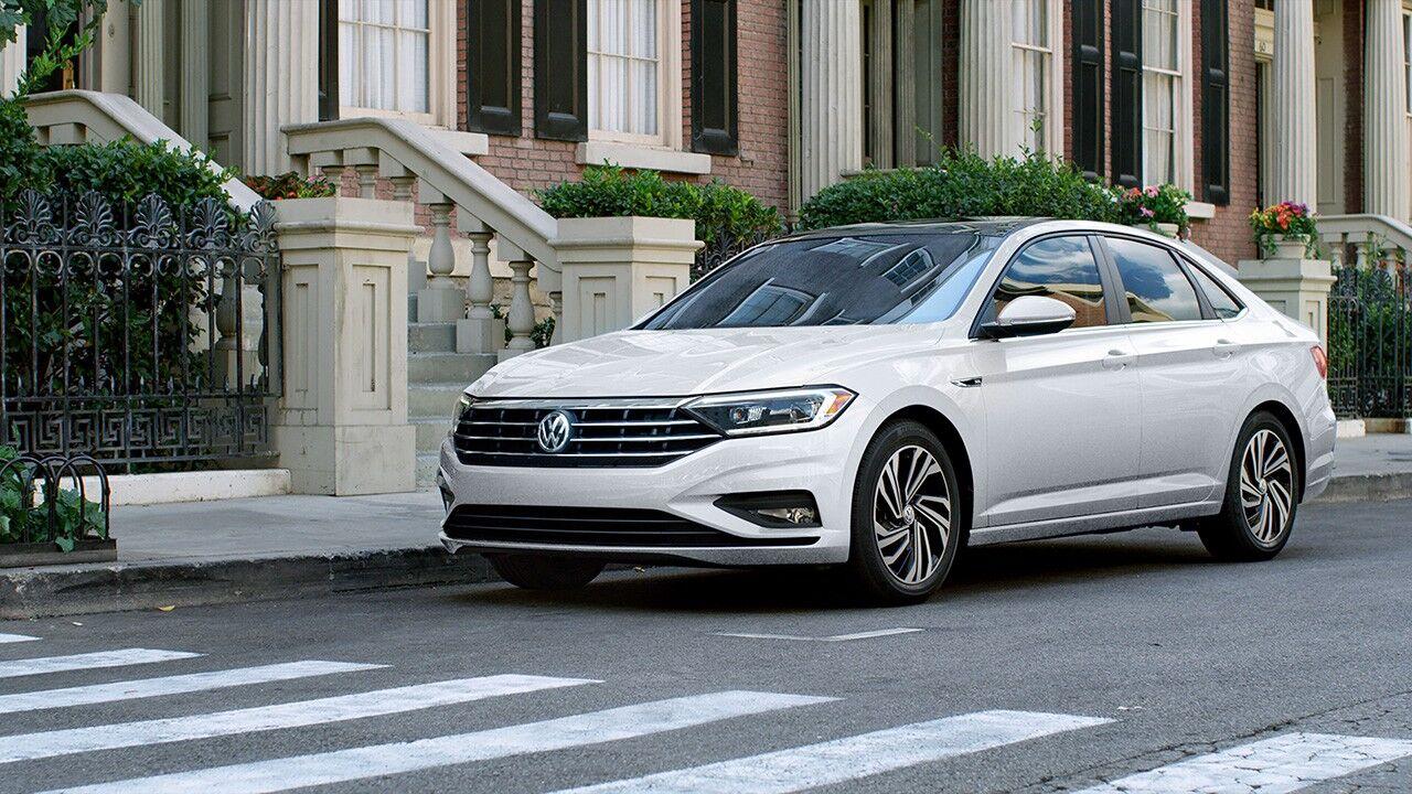 2020 Volkswagen Jetta exterior design styling
