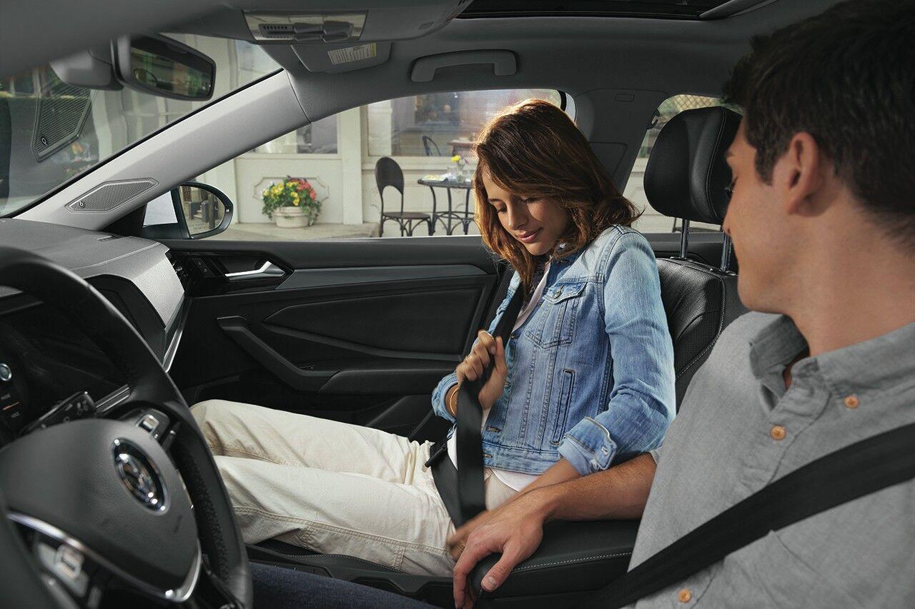 2020 Volkswagen Jetta safety design features