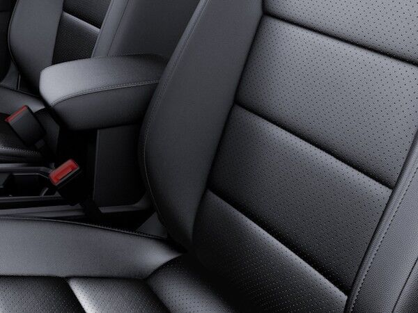 2020 Volkswagen Tiguan V-Tex leatherette seating surfaces