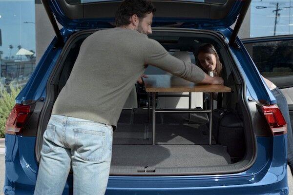 2020 Volkswagen Tiguan cargo capacity