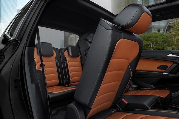 2020 Volkswagen Tiguan versatile 3rd row