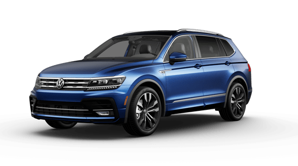 2020 Volkswagen Tiguan suv for sale at Mission Bay Volkswagen in San Diego