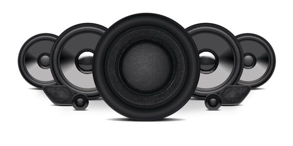 2020 Volkswagen Tiguan Fender Premium Audio System