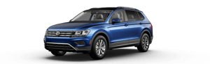 2020 Volkswagen Tiguan S model SUV for sale at Mission Bay Volkswagen near Chula Vista