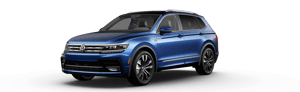 2020 Volkswagen Tiguan SEL model SUV for sale at Mission Bay Volkswagen near El Cajon