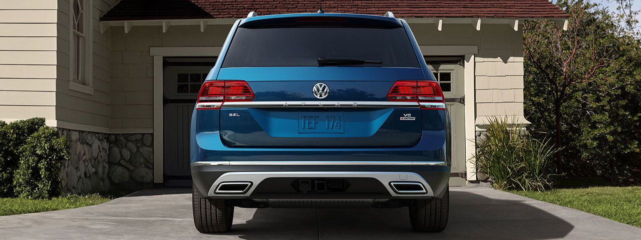 2019 Volkswagen Atlas basic warranty coverage vs the competition