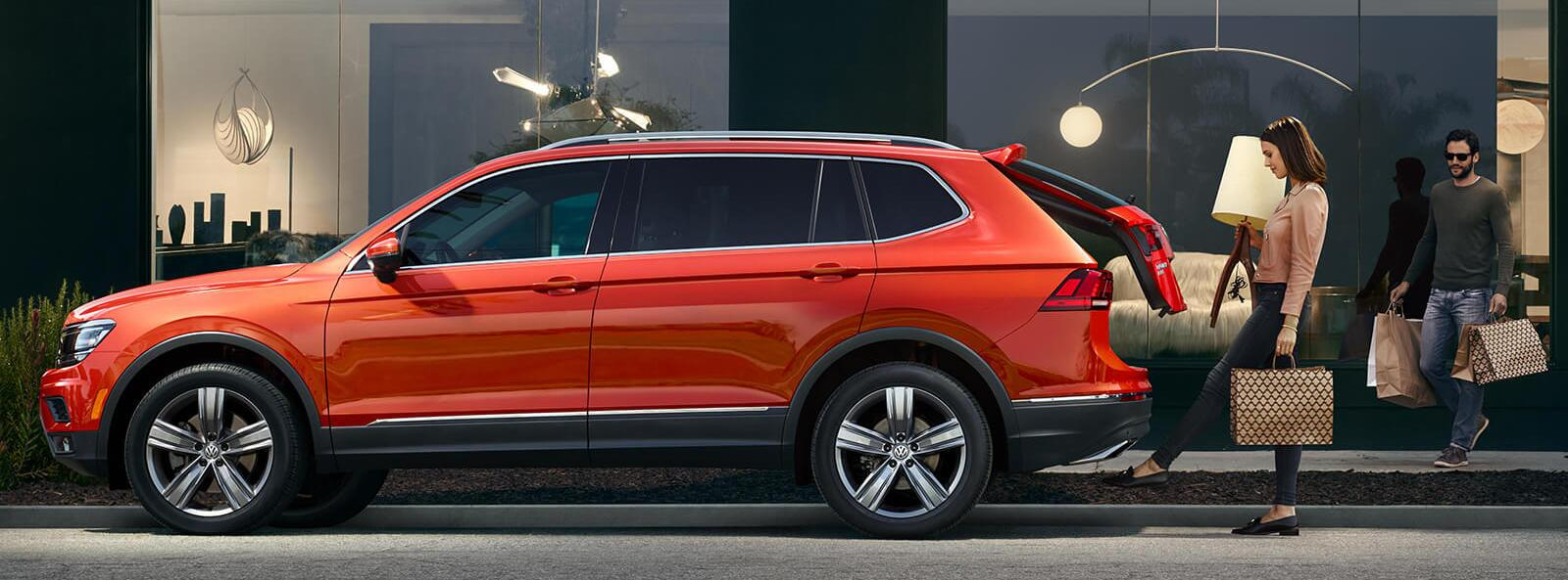 2019 Volkswagen Tiguan SUV vs the competition at our San Diego Volkswagen dealership near Chula Vista