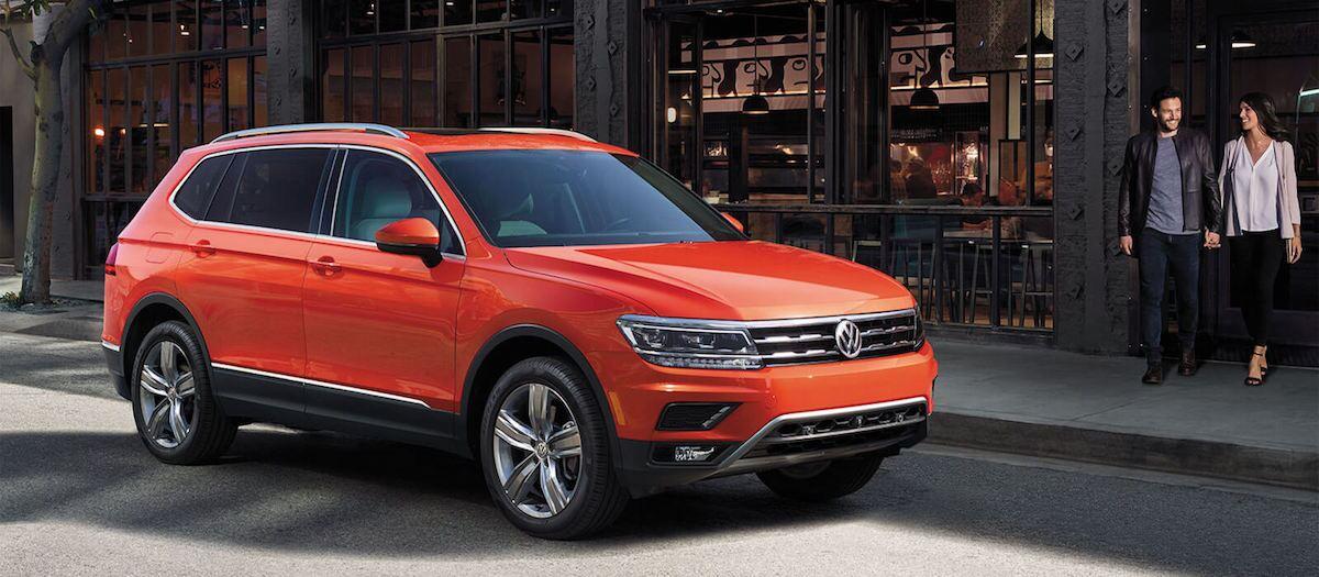 2019 Volkswagen Tiguan warranty coverage vs competition