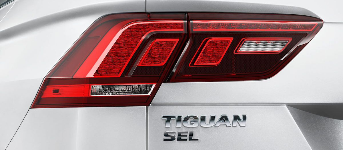 2019 Volkswagen Tiguan horsepower vs competition
