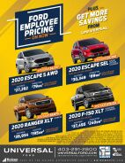 Employee Pricing - Ending Sept 30th!