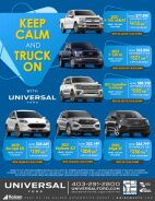 Keep Calm and Truck On!