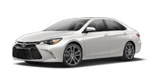 Rent a Toyota Camry in Toyota of Irving