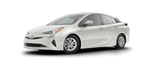 Rent a Toyota Prius in Toyota of Irving