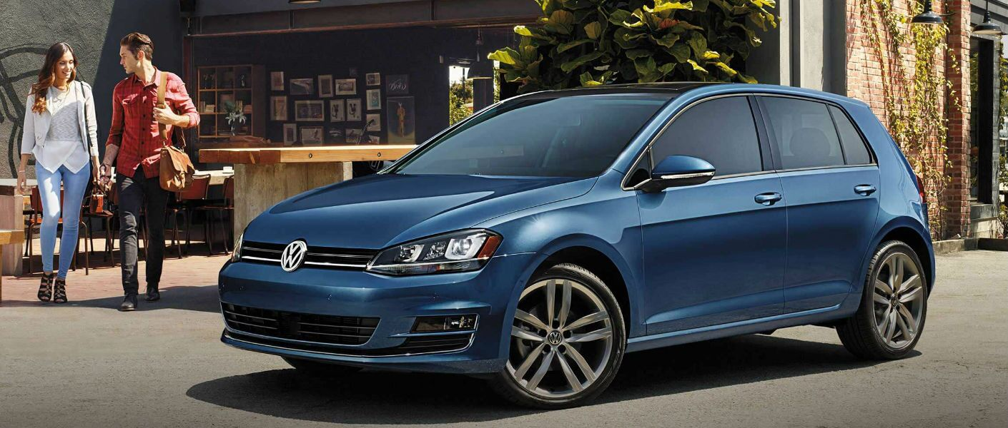 2016 Volkswagen Golf Elgin IL exterior side