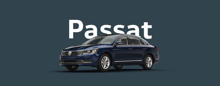 The 2016 VW Passat is available at Elgin Volkswagen.