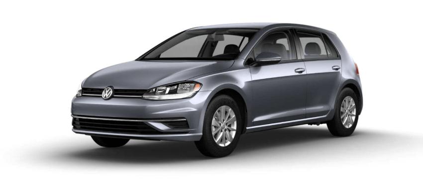 2019 VW Golf S