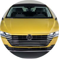 2019 VW Arteon Front End