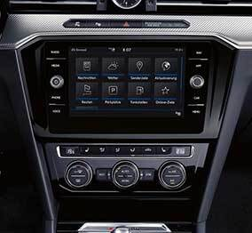 2019 Volkswagen Arteon's App-Connect