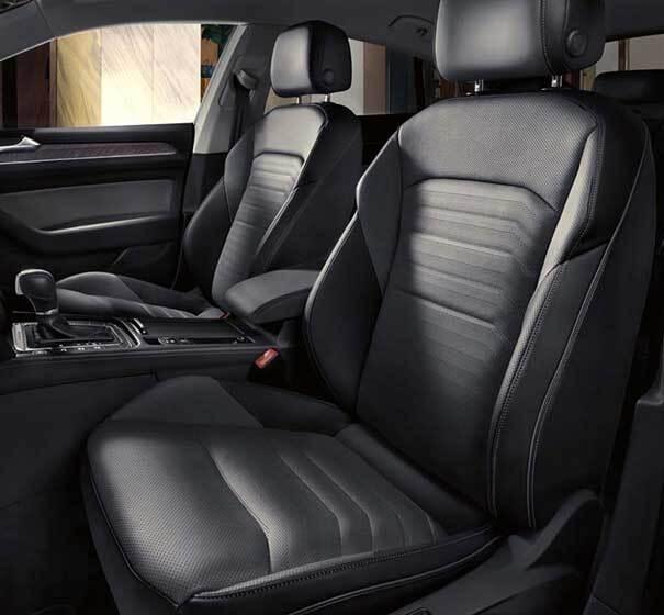 2019 Volkswagen Arteon's Sport Seats