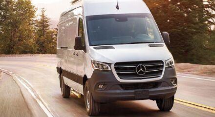 040974ded8 2018 Sprinter Cargo Van  519 48 month lease
