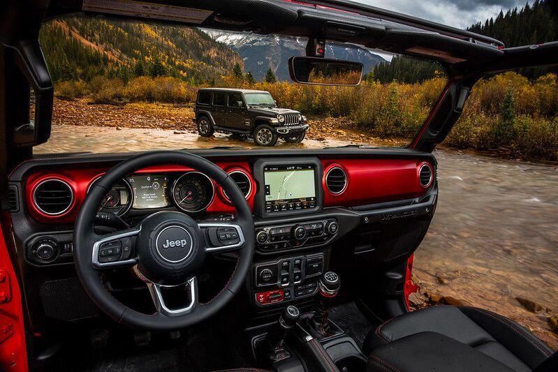 2019 Jeep Wrangler Off-roading Capabilities | Owego, NY