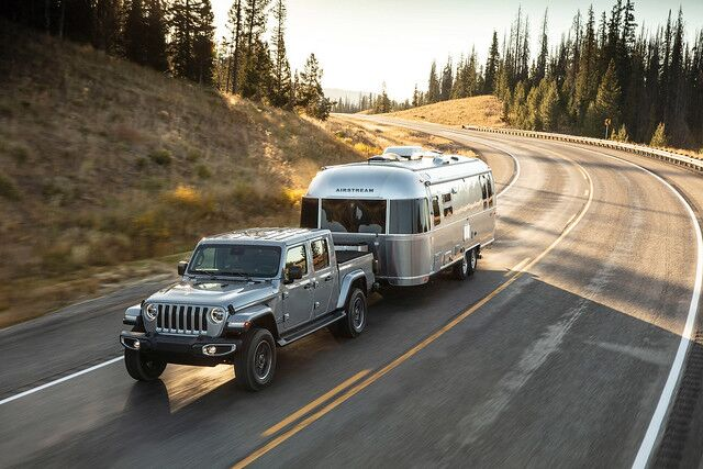 2020 Jeep Gladiator in Owego, NY