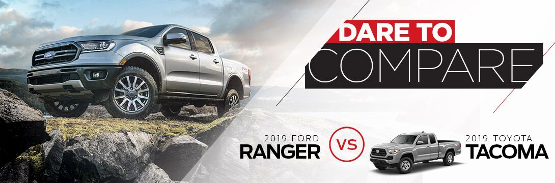 2019 Ford Ranger vs. Toyota Tacoma | Cooperstown, NY
