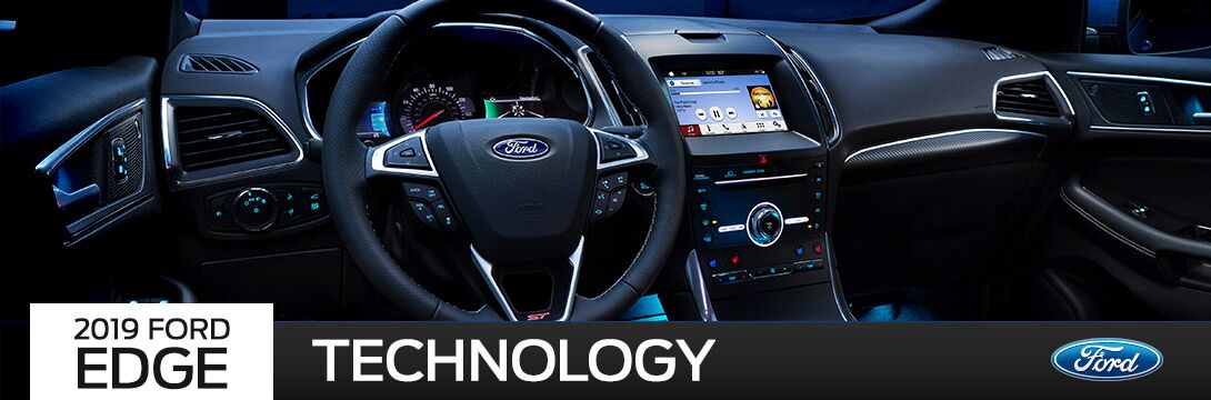 2019 Ford Edge Technology | Cooperstown, NY