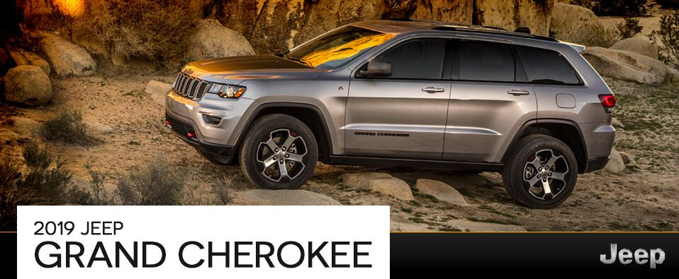 2019 Jeep Grand Cherokee in Owego, NY