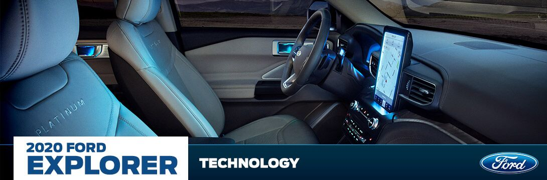 2020 Ford Explorer Technology | Cooperstown, NY