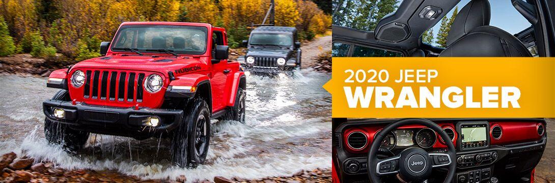 2020 Jeep Wrangler | Owego, NY