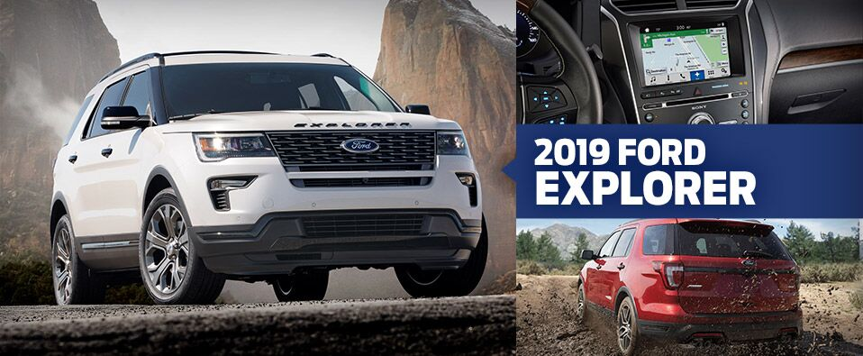 2019 Ford Explorer in Cooperstown, NY