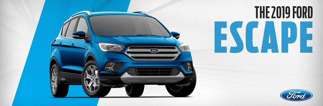 2019 Ford Escape in Owego, NY