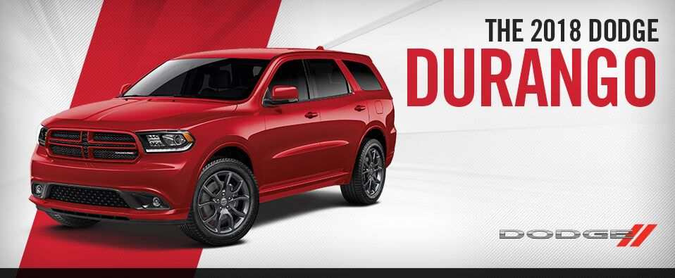 2018 Dodge Durango in Owego, NY