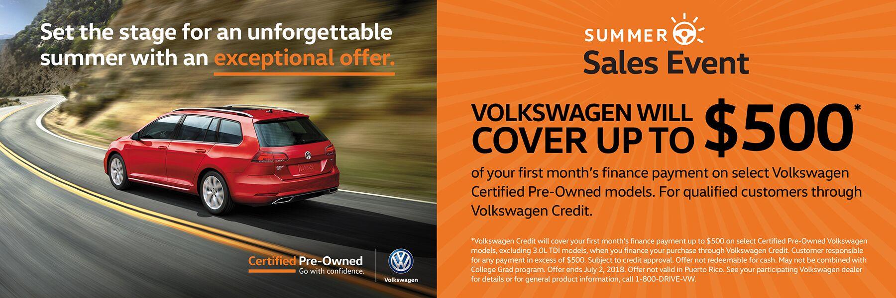 Volkswagen Certified Pre-Owned in Pompano Beach, FL