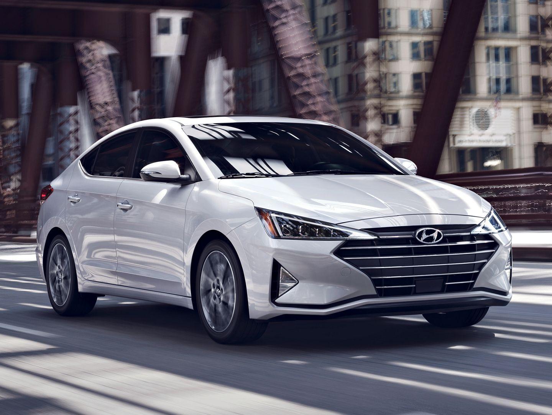2020 Hyundai Elantra vs. 2019 Hyundai Elantra